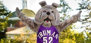 Truman-Bulldogs-Mascot