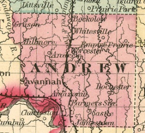 Andrew-County-Missouri-map